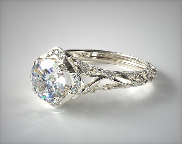 James Allen Diamond Engagement Rings