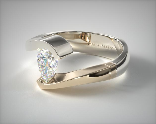 Modern Multi Stone Engagement Rings
